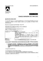Compte-rendu CM 3 mai 2021